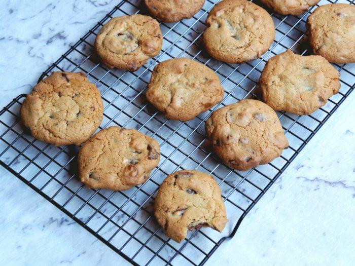 Mega Choc Chip Cookies 3