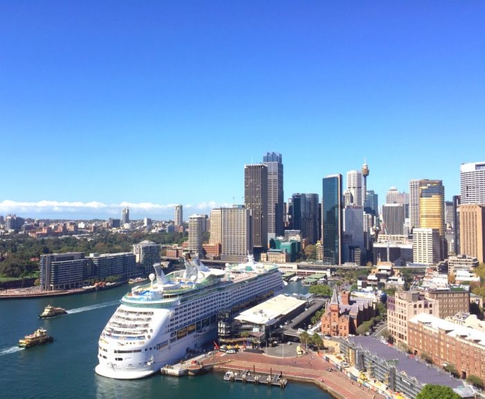 What to see and do in Sydney - Pylon Lookout 3