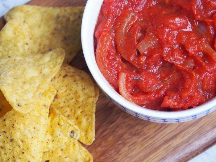 Spicy Tomato Dip 4