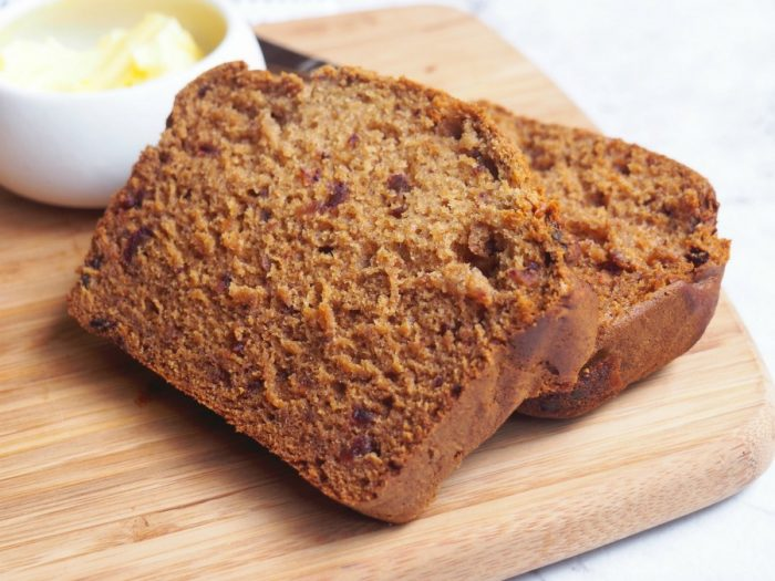 Sticky Date Banana Bread 3