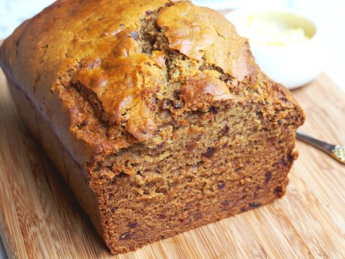 Sticky Date Banana Bread 5