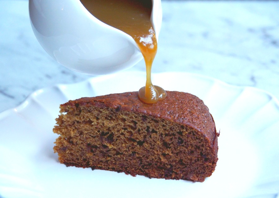 Liz's Sticky Date Pudding 2