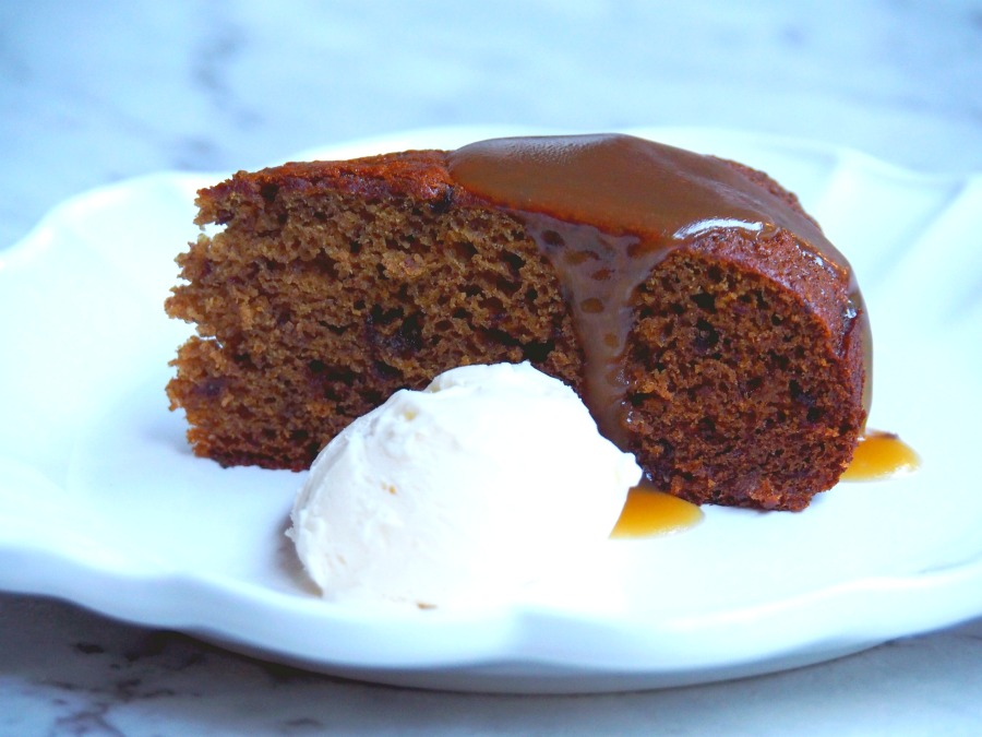 Liz's Sticky Date Pudding 5