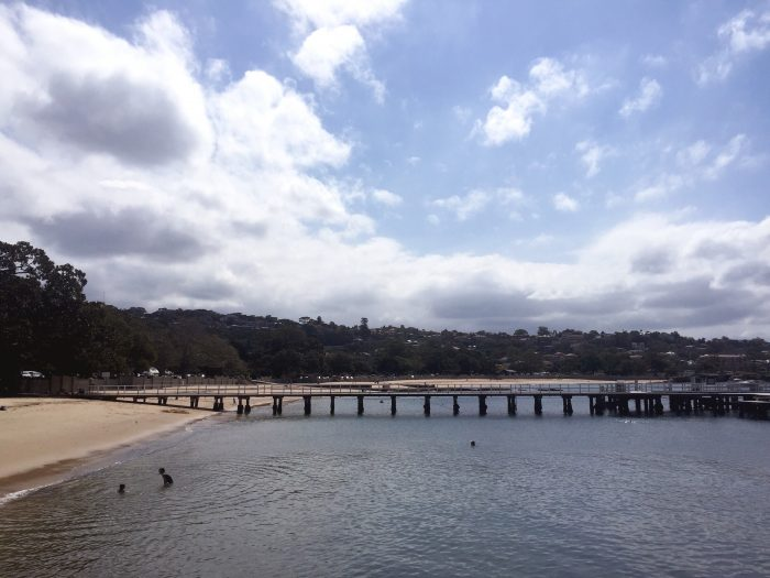 Visitors in Sydney - Taronga to Balmoral walk