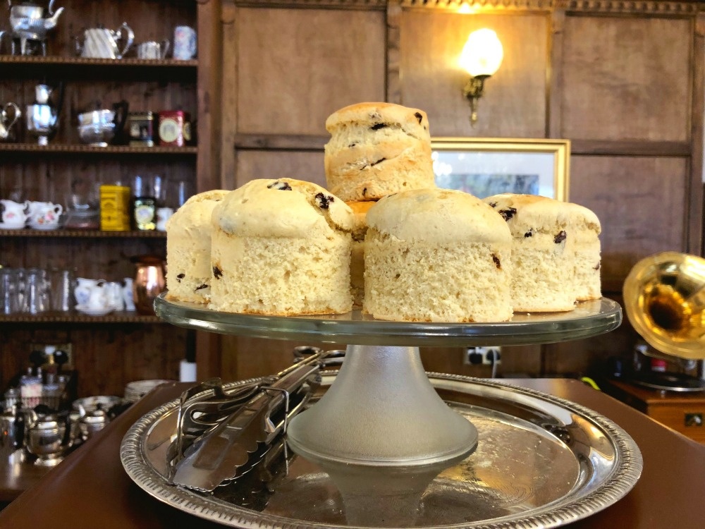 Scones - Lady Rose's Edwardian Tea Room Lincoln