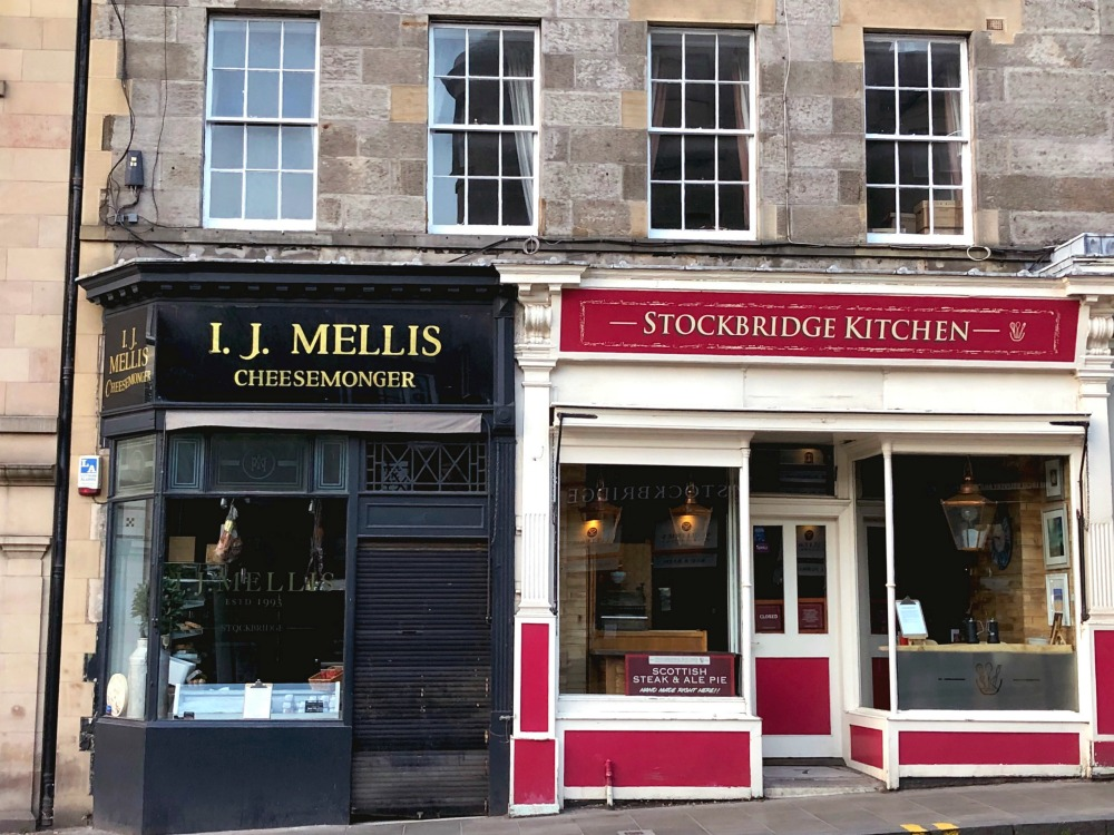 48 hours in Edinburgh - Northbridge