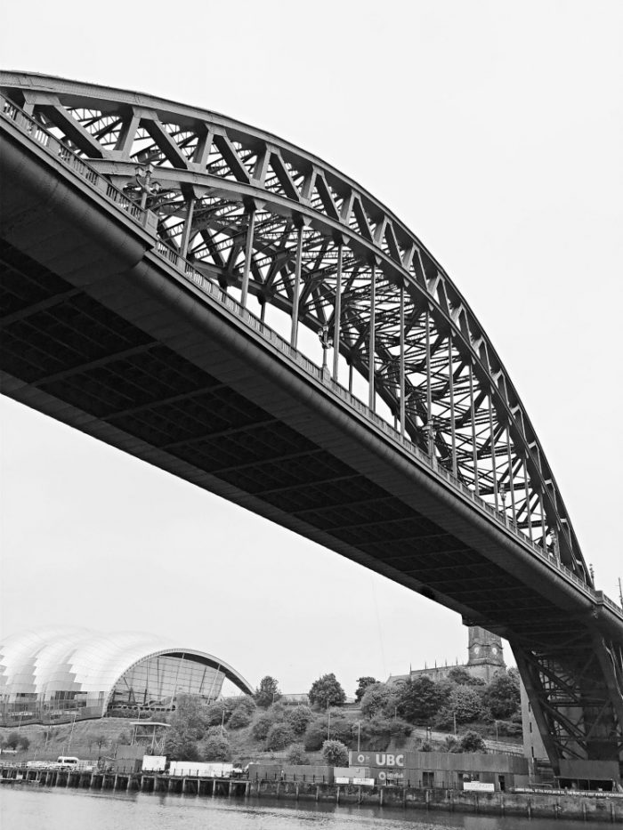 bNewcastle Highlights - Tyne Bridge