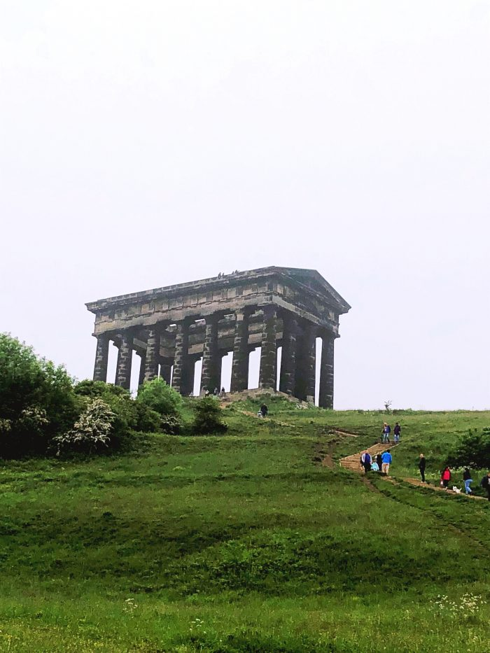 Newcastle Highlights - Penshaw Monument 2