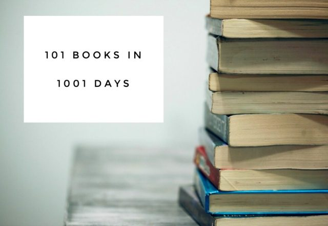 101 Books in 1001 Days – 91 – 100
