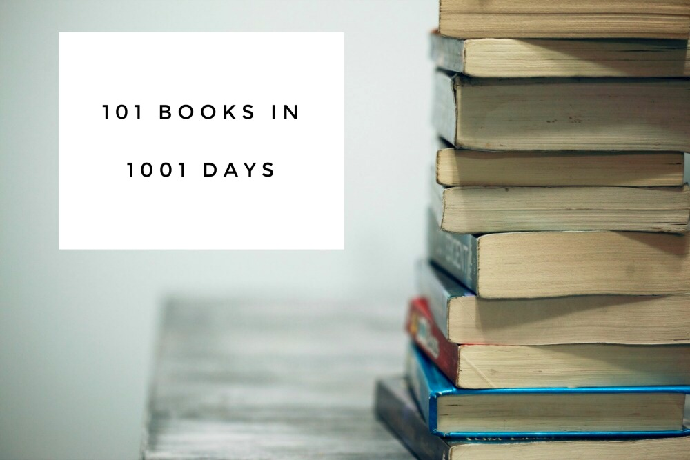 101 Books in 1001 Days