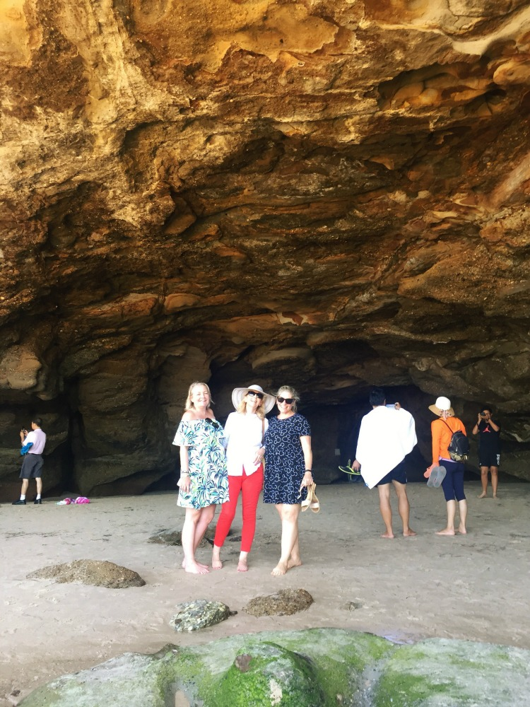72 hours in Newcastle - Caves Beach
