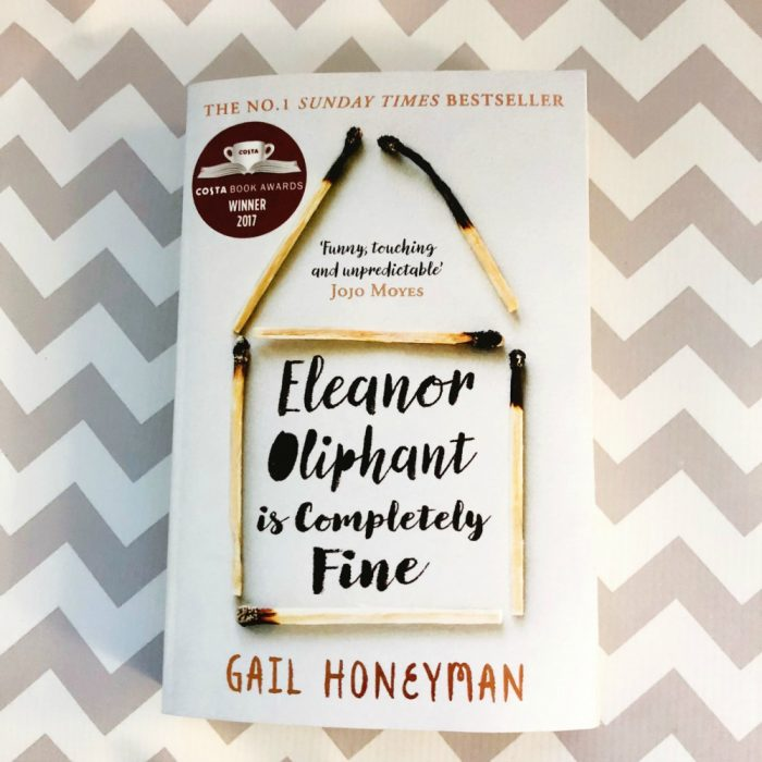 101 Books in 1001 Days -Eleanor Oliphant