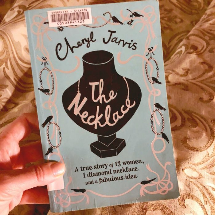101 Books in 1001 Days - The Necklace