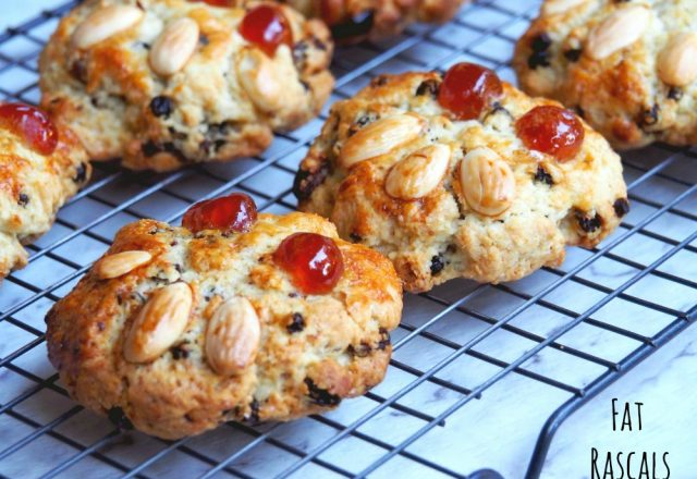 A Trip to Betty's and How to Make Fat Rascals
