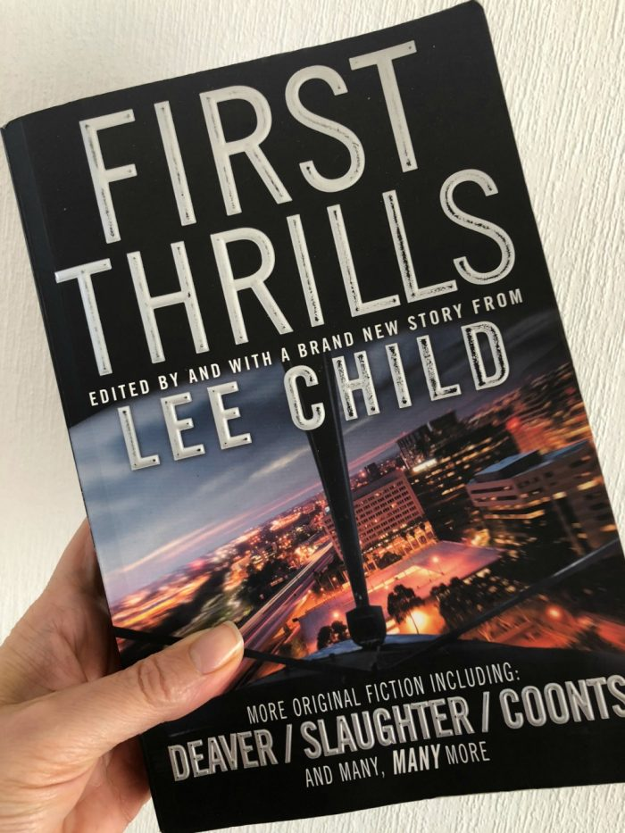 101 Books in 1001 Days - First Thrills Lee Childs