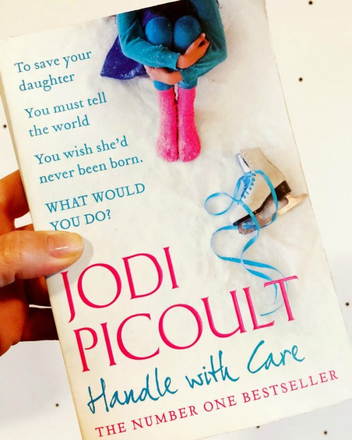 101 Books in 1001 Days - Handle with Care