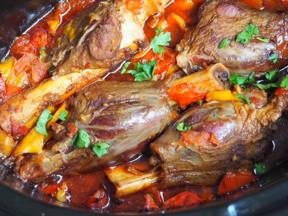 Mexican Slow Roasted Lamb Shanks 5