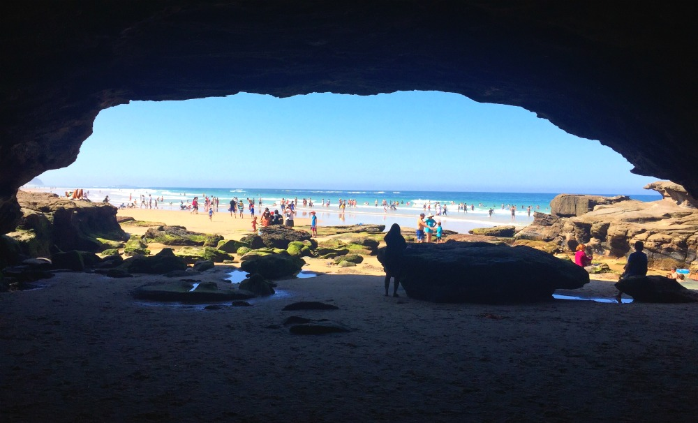 72 hours in Newcastle - Caves Beach 2