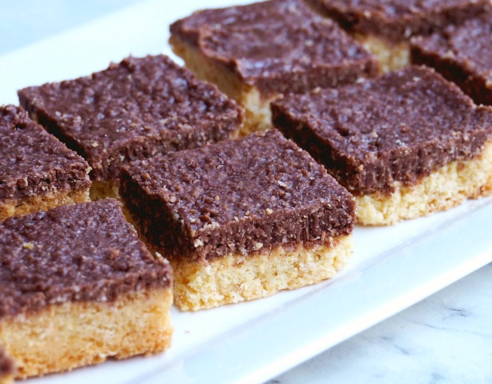 Chocolate Coconut Slice 3