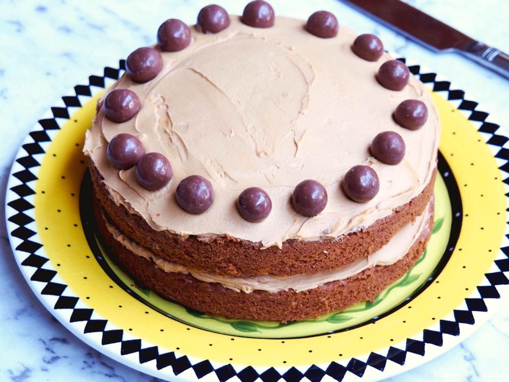 Granny Barbara's Coffee Cake 1