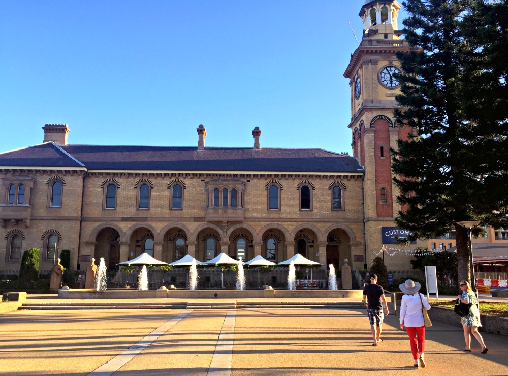 72 hours in Newcastle - Customs House