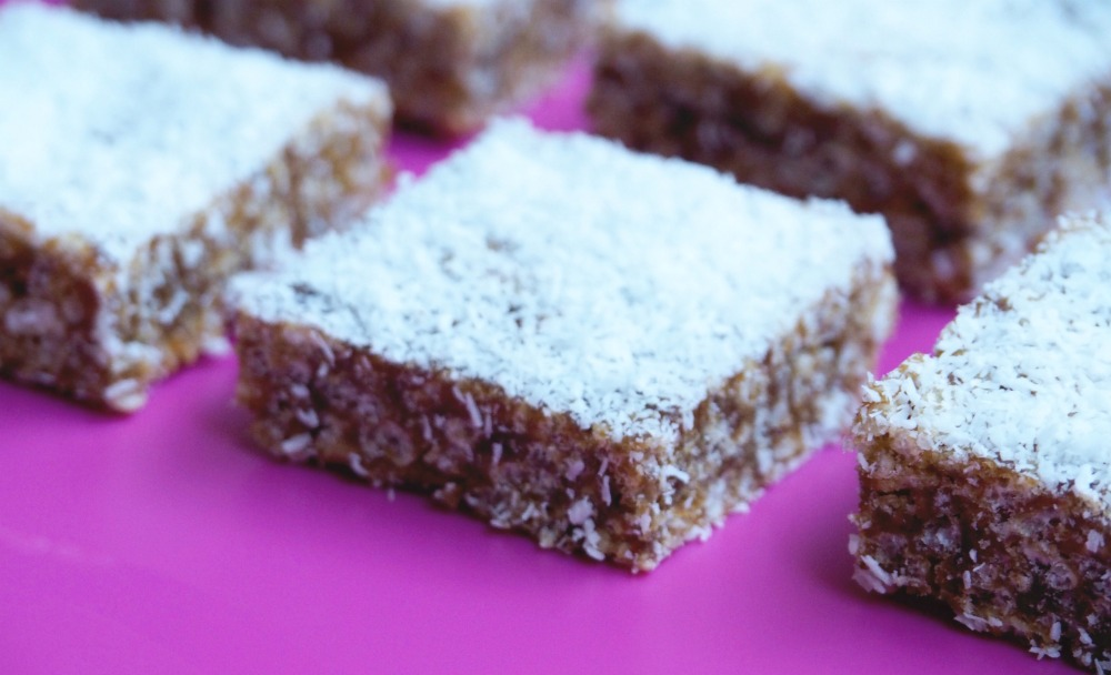 Date and Rice Bubble Slice 2