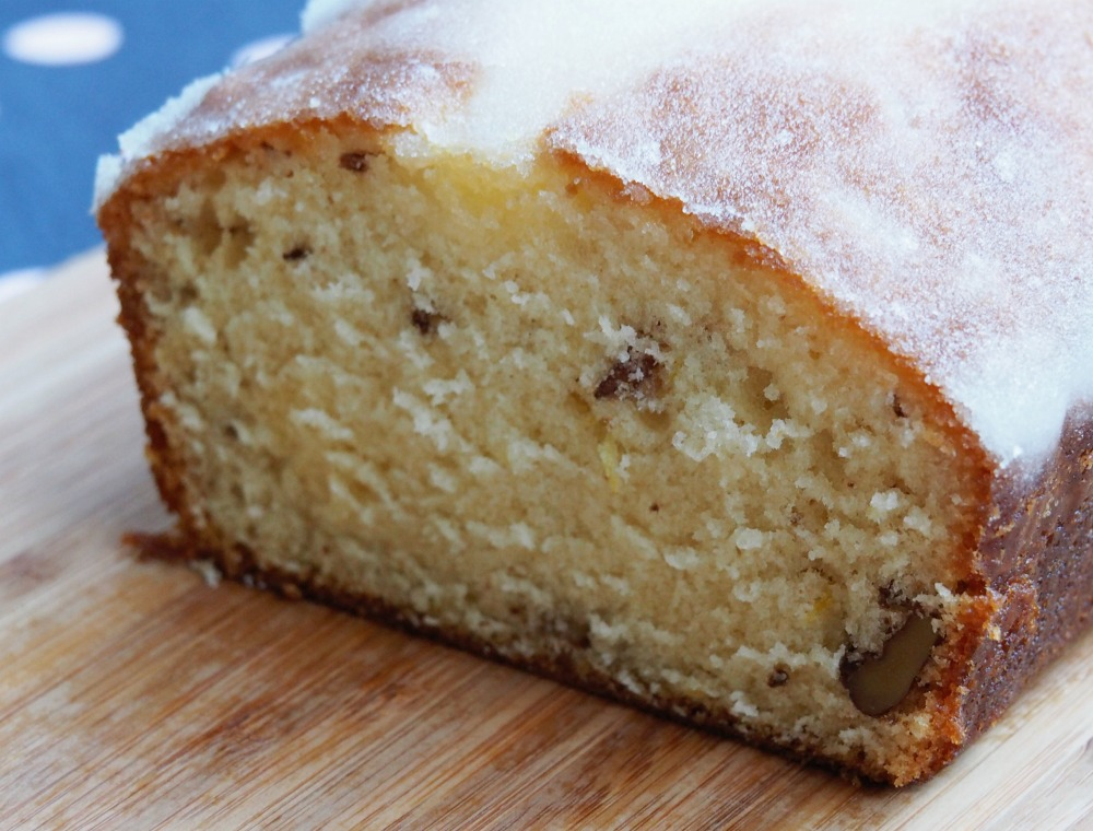 Denyse's Lemon and Walnut Cake 4