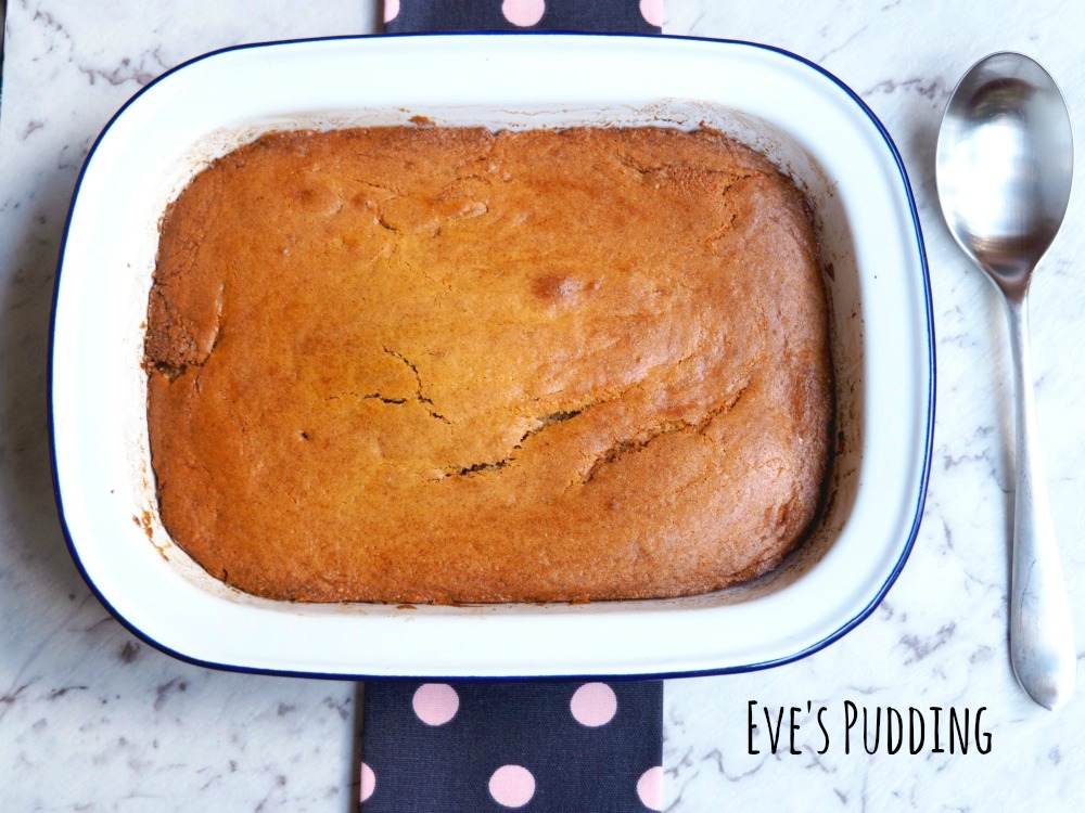 Eve's Pudding