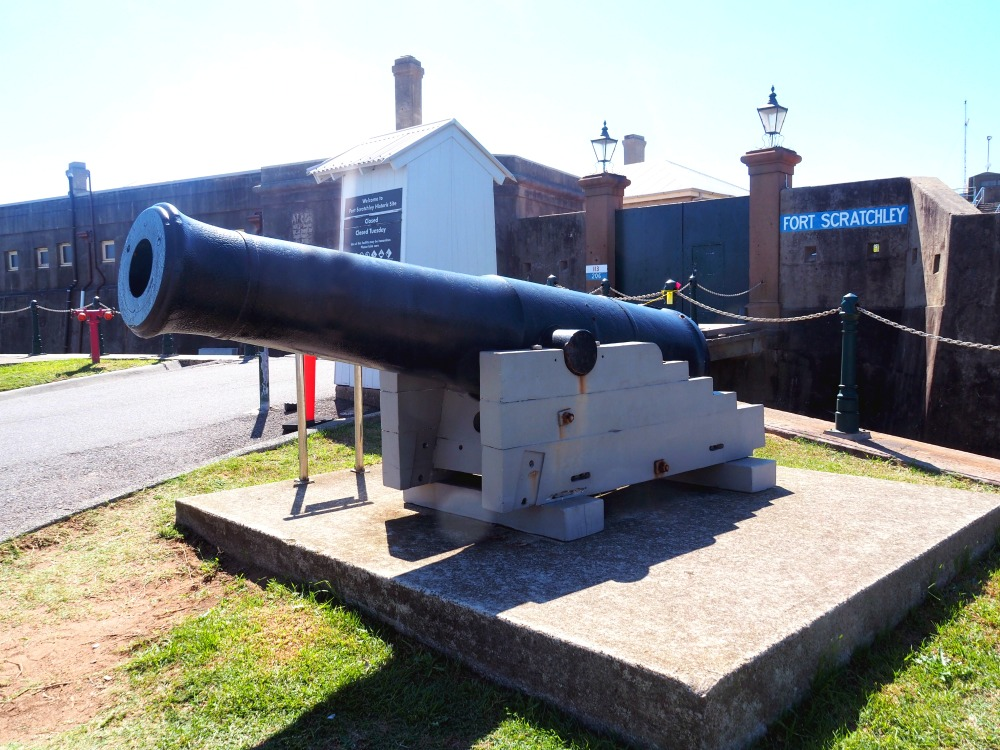 72 hours in Newcastle - Fort Scratchley