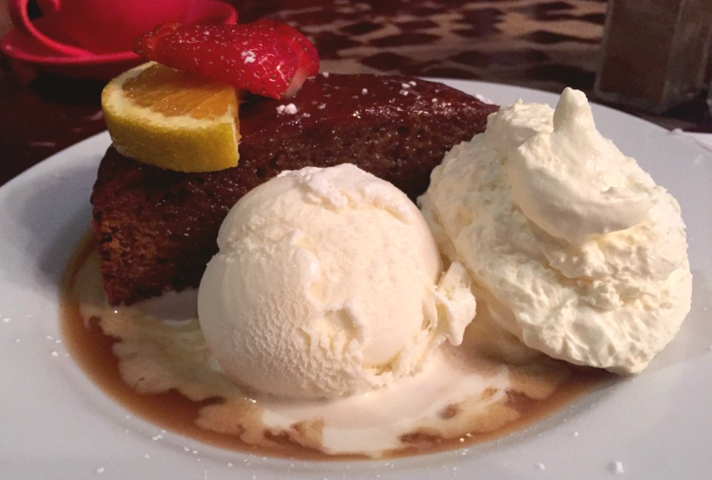 72 hours in Newcastle - Sticky Date Pudding Goldbergs