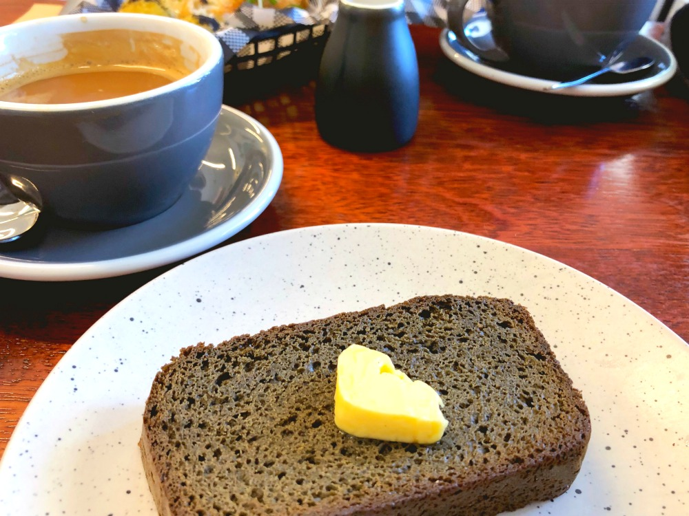 48 hours in the blue mountains - Kickaboom licorice bread