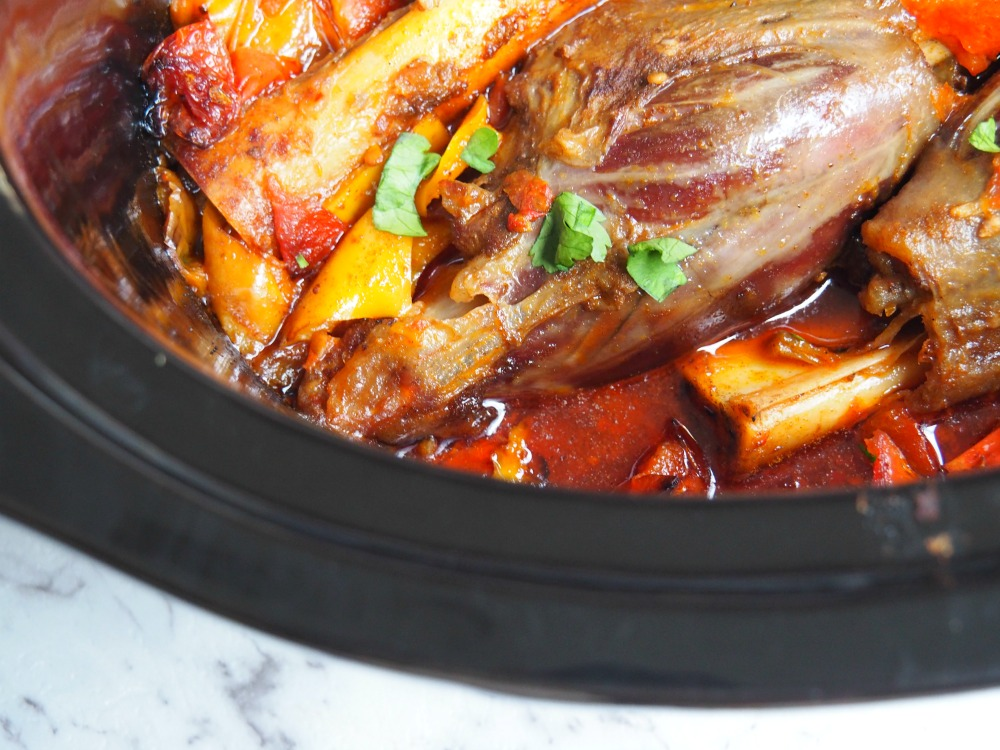 Mexican Slow Roasted Lamb Shanks 3