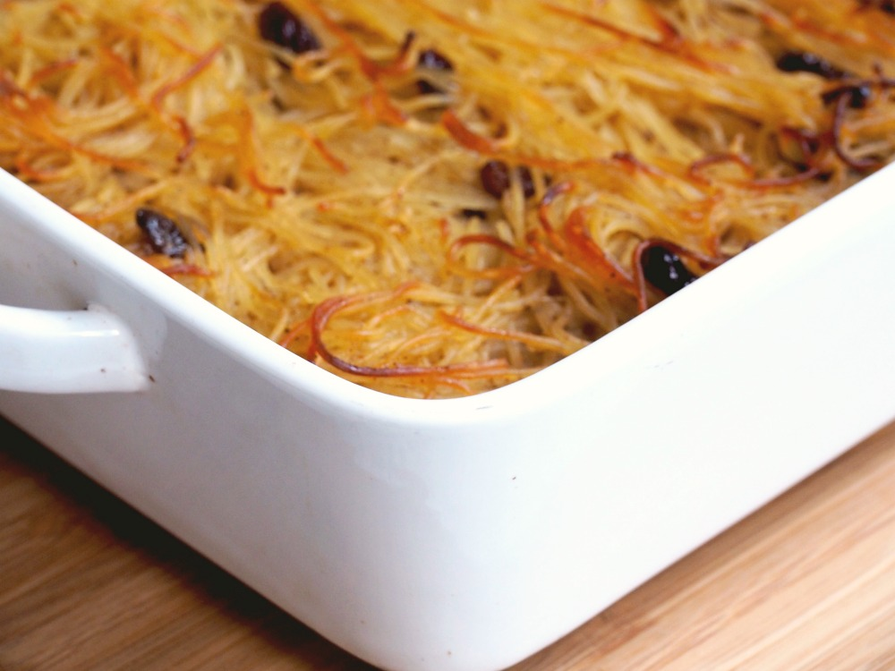 Lokshen Pudding 3