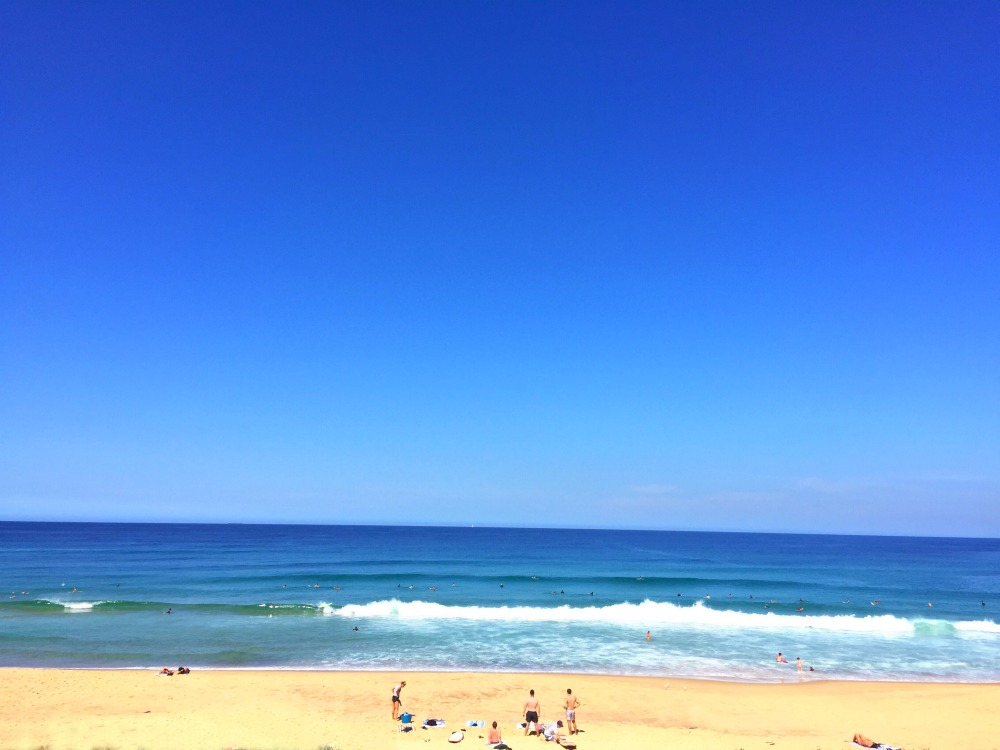 72 hours in Newcastle - Merewether Beach
