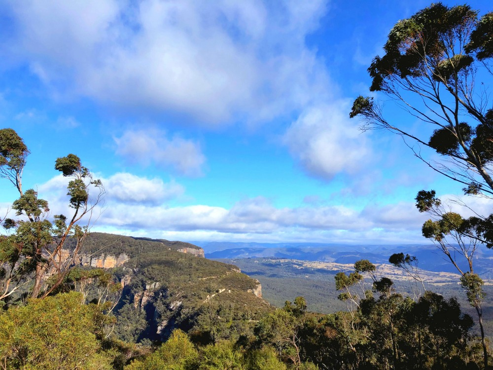 48 hours in the Blue Mountains- Narrow Neck Lookout