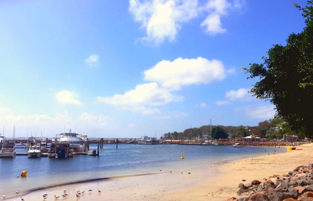 72 hours in Newcastle - Nelson Bay