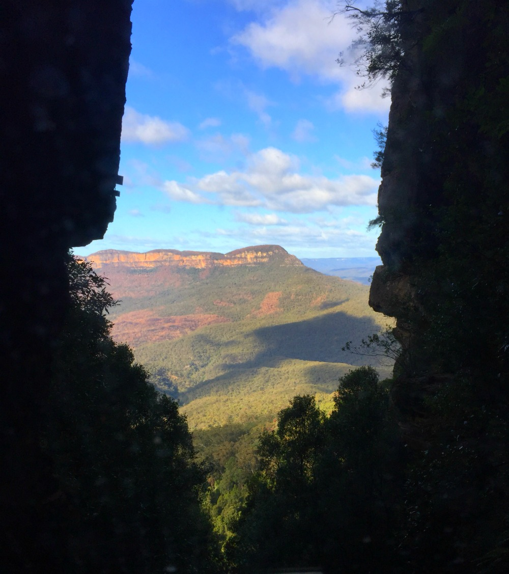 40 hours in the Blue Mountains - Scenic Railway