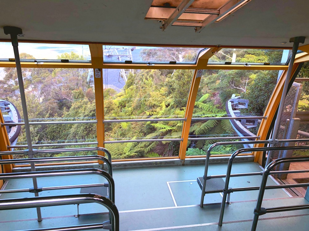 48 hours in the Blue Mountains - Scenic Cableway