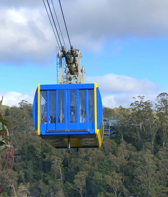 48 hours in the Blue Mountains - Scenic Skyway