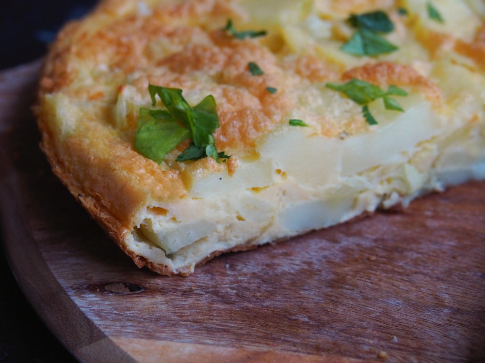 Spanish Potato Frittata 3