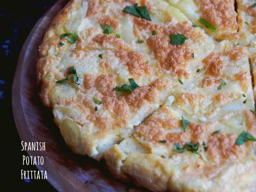 Spanish Potato Frittata