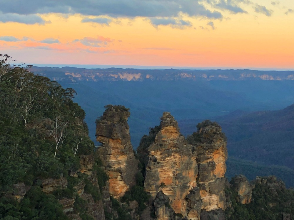 48 hours in the Blue Mountains - Echo Point 3