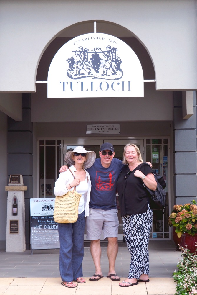72 hours in the Hunter - Tulloch Cellar Door