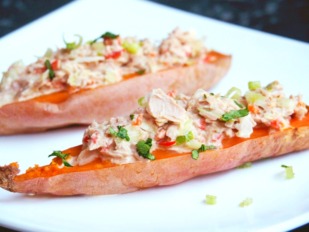 Tuna Sweet Potato Jackets 4