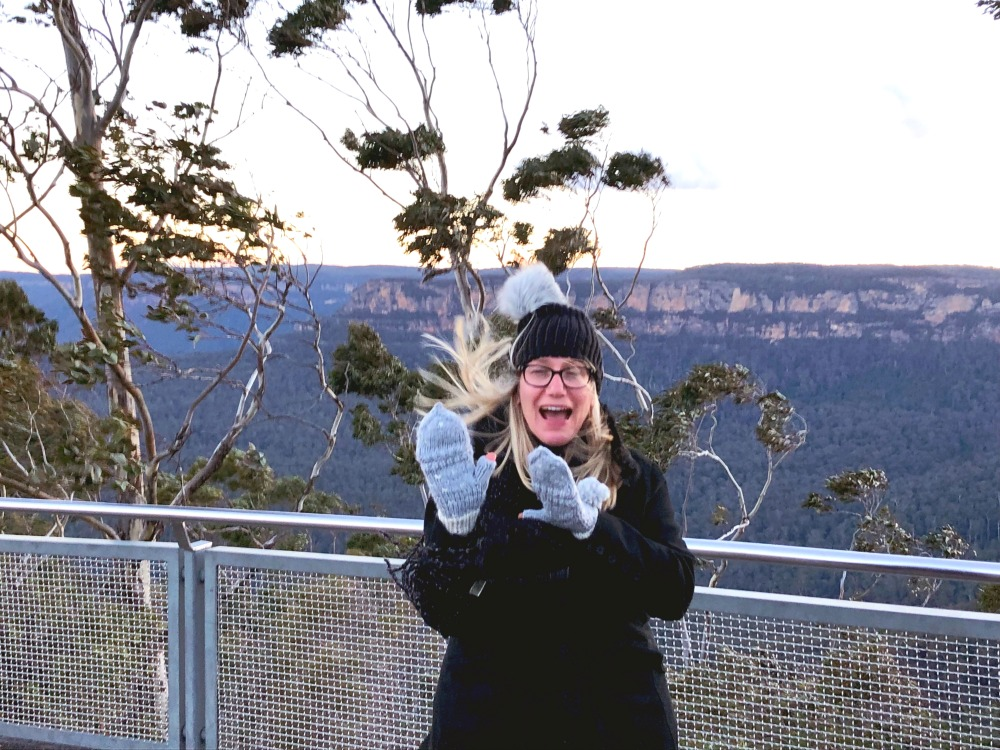 48 hours in the Blue Mountains - Echo Point