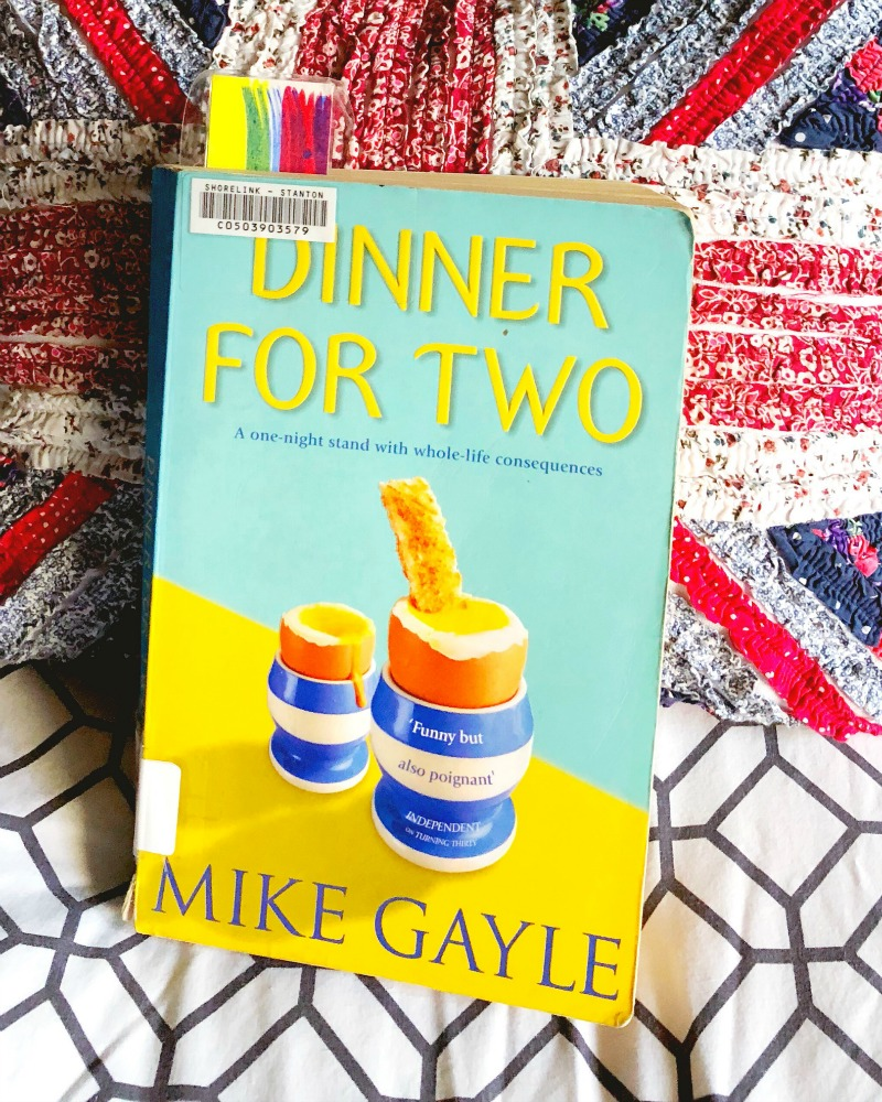 Dinner for two - Mike Gayle