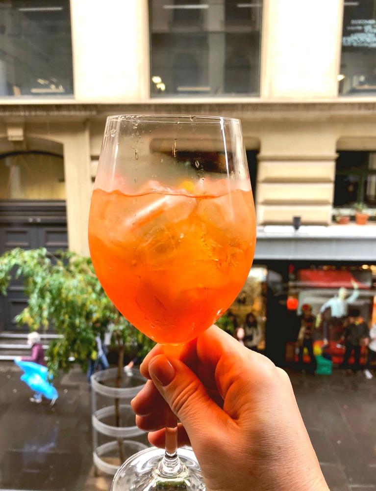 72 hours in Melbourne - Lustre Bar