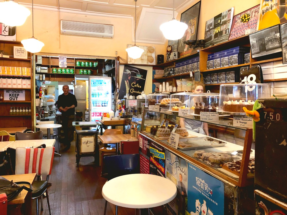 72 hours in Melbourne - Monarch Cake Shop
