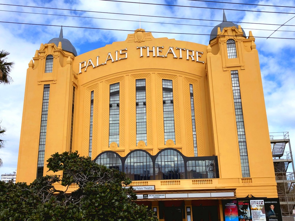 72 hours in Melbourne - Palais Theatre