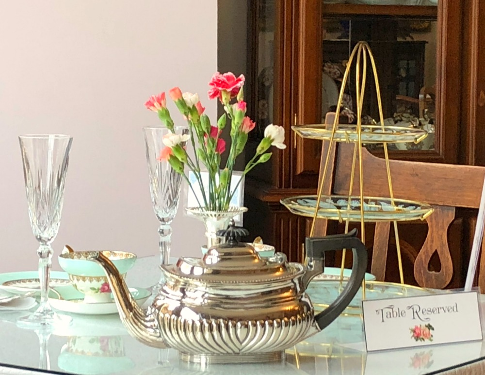 72 hours in Lincoln - Lady Roses Edwardian Tea Room 2